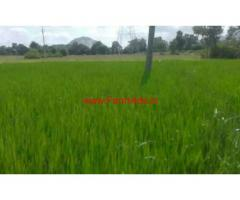 5 Acres Agriculture land for sale at Chitoor, 85 KMS from Tirupathi.
