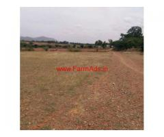 2.25 acres HNSS canal attached Farm Land for sale at KV Palli Mandal