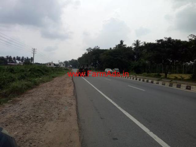 18.5 acres farm land for sale at Kadkola, Nanjangud road,