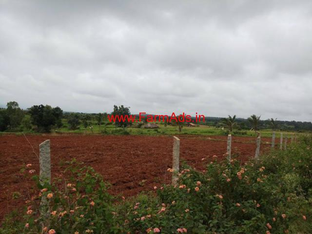12 Acres Farm Land For Sale H An Belur Road