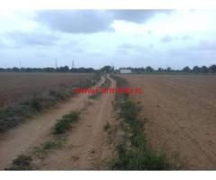 7 acres plain farm land available for sale at Gowribidanur, hunusenahalli