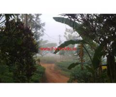 1 Acre Tea Estate with 4BHK Bunglow for sale at Talappuzza
