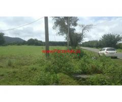 74 Acres Farm Land for sale at Andale Village, 28 KMS from Hassan