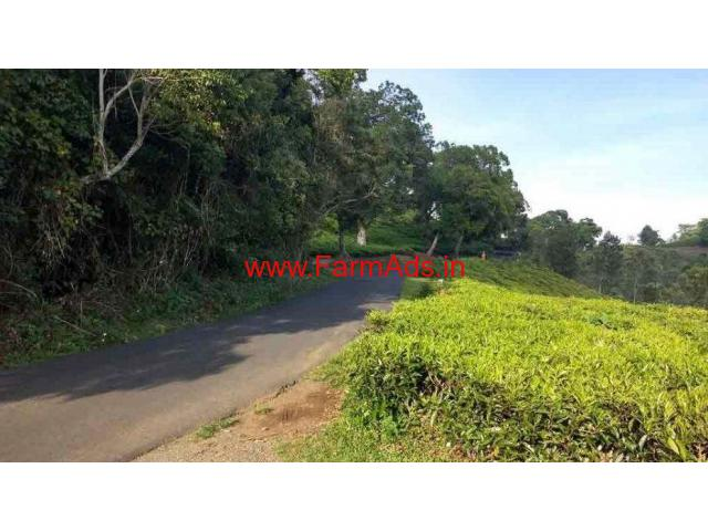 27 Acre tea estate for sale at Coonoor, 20 KMS from Ooty