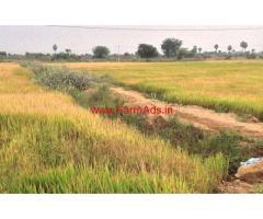 1 Acre agriculture land for sale near Kanchipuram