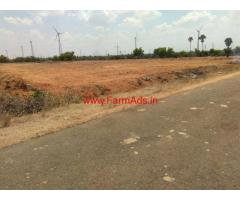 2.50 acre agriculture land for sale at Poolavadi