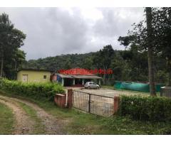 8 Acres Coffee Estate for sale Chikmagalur via Kelagur, Gullanpet