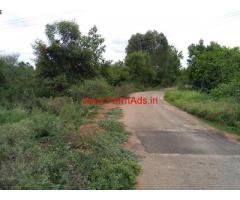 7 acres agricultural land for sale at Gowribidanur signahalli village