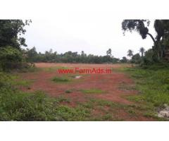 42 cents converted land for sale at main santhekatte touching NH