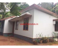 1 Acre Tea estate with farm house for sale at Thalappuzha