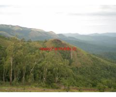 106 acres company coffee estate for sale, 22 KMS from Chikmagalur Town