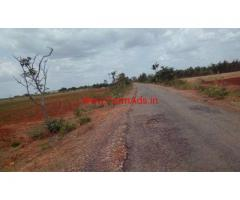 2 Acres of agriculture farm land is available at near Denkanikottai