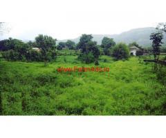 45 acre land sale at Tambati, Khalapur