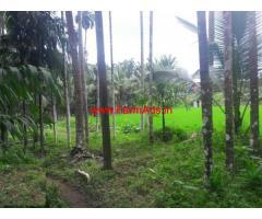 12.75 acres farm land for sale at Karje