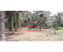 4.5 Acres Farm land for sale near Gaganachukki Water Falls.