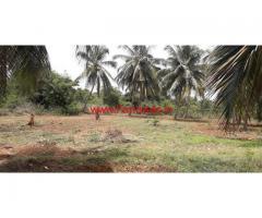 4.5 Acres Farm land for sale near Gaganachukki Water Falls.