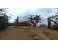3 acres agriculture Land available for sale near Hiriyur vvs dam road