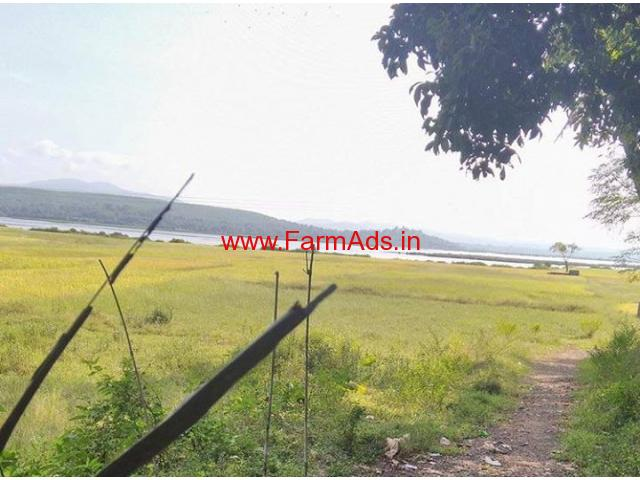 NA beach facing land for sale in Kumta. 300 meter to beach.
