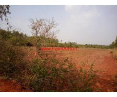 20 Acrs Farm land for sale at jangamkote, Sidlagatta