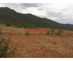 100 acres plain agriculture land for sale near Sathyamangalam