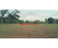 Farm Land for sale 1 acre 4 gunte in nettur near Mallur in Chennapatna