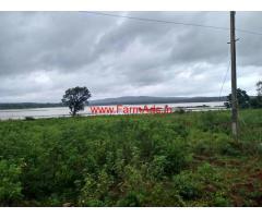 13 acre Plantation for sale in Sagara, Shivamogga, besides state highway