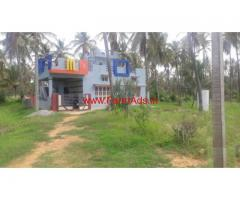 4 acres Agriculture property for sale, 4KM from Arsikere town