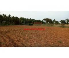 1 Acre 4 gunta farm land for sale, 8 Kms from Sathgalli ring road junction