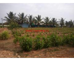 Farm Land 5.5 acres for sale at Sidlagatta, 70 kms from Bangalore
