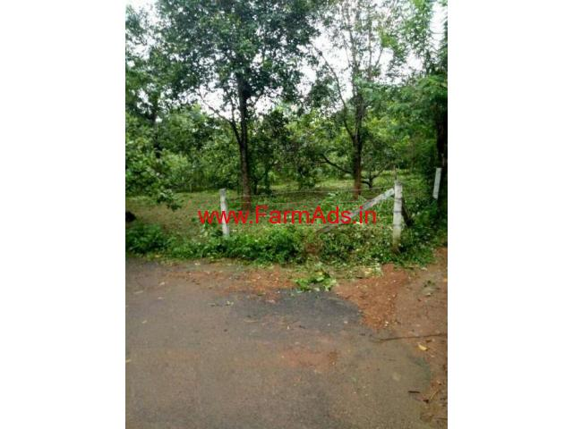 20 cents agriculture land for sale in Mananthavady