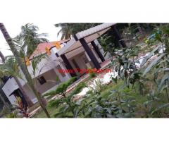 Newly Built Farm house for sale in 1.20 Cents agri land near Dindigul