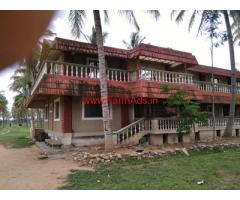 44 acre coconut plantation for sale in channrayapatna, Hassan.