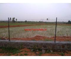 3 acers agriculture land for sell in avushapur, 25 KMS from Hyderabad