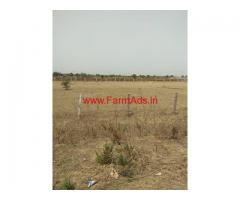 1 acer 7 guntas  acres agriculute land for sale in chevella high way