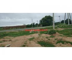 130 acer farm land for sale on Kashampet to Shadnagar road