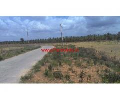 4.5 Acres Farm Land for sale Arehalli Banakanakere Post, Dabbegatta Hobli