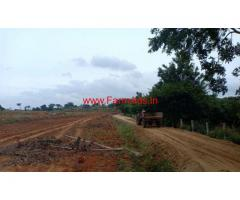 5 acres agriculture farm land for sale near Thally. 20 KMS from Hosur.