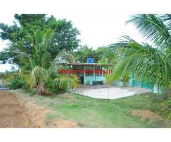7.16 acres agriculture farm land with Farm house sale near Madhugiri