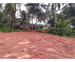 23 cents highway touch agriclutre land on Katpady-Udupi Highway for sale