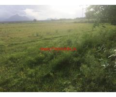Cheap cost 34 acres agriculture land sale in Kadambur