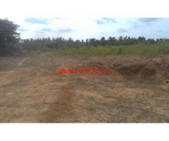 2.30 Acres of Farm Land Available for sale Near Bellur cross