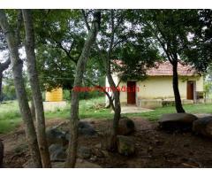 4 Acre farm Land with Cow Shed for rent near Nelamangala - Bangalore