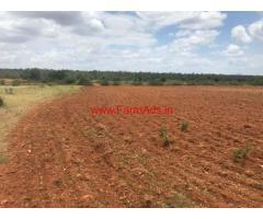 4 acres of Agriculture land for sale at Sondemargonahalli, near Yediyur