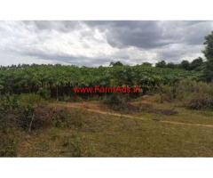 2.5 Acres plain agriculture land for sale at Thuvarankurichi