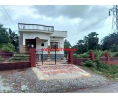 House in 20 cent land for sale at Badagabettu,Manipal