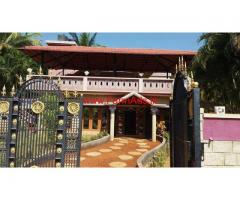 Farm house Bungalow in 10 acres land for sale in Tumkur