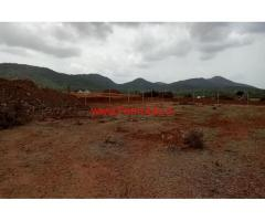 65 acres red soil farm land for sale at Kamgere village, Kollegala