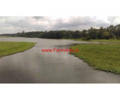 60 Cents Riverside farm land for sale in Thirunellayi