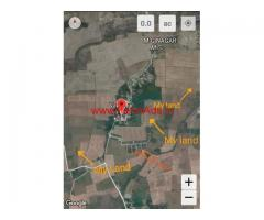 3 acres Agri Land for Rent or Lease very close to Chennai