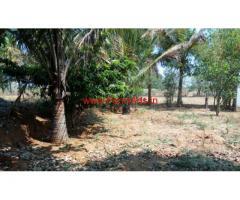 1.12 acre farm land with farm house for sale near Shoolagiri